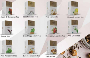 Specialty Infusion Teas